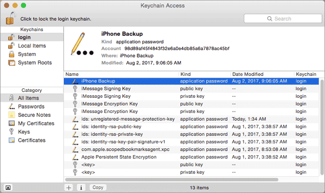 2 Ways to Recover Forgotten iTunes Backup Password on Mac