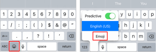 how to add your own emoji to keyboard