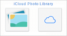 Enable optimize storage for photo app