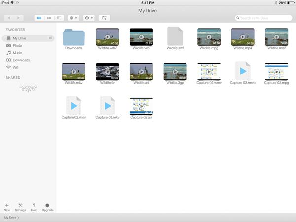 How to Play MP4/AVI Video on iPad