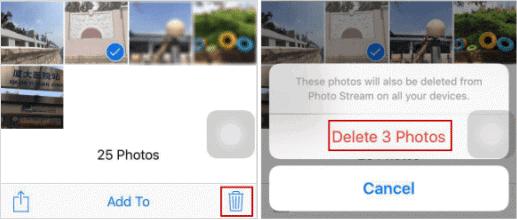 iphone 6 how to delete photo stream
