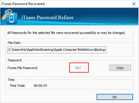 How To Reset Iphone  Backup Password