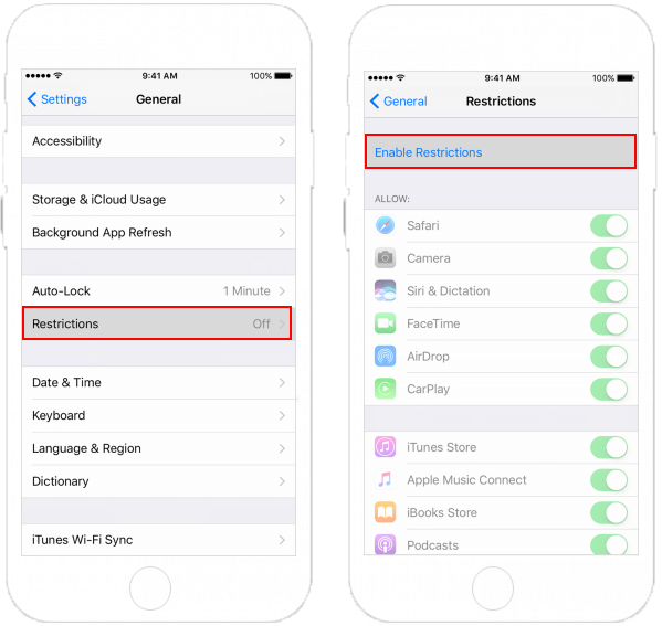 how to turn off data usage on iphone 5