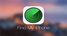 turn off Find My iPhone from computer