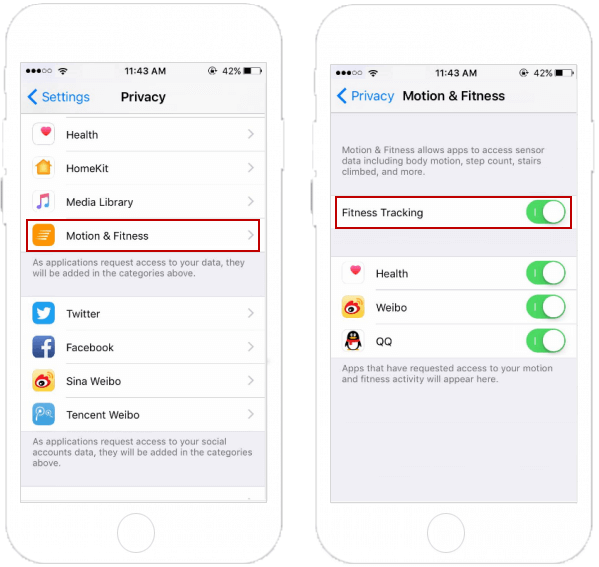 Enable Facedown Detection to save iPhone battery life