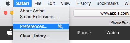 View Password Saved in Safari iCloud Keychain