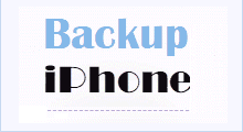 Backup Your iPhone to iCloud Account