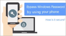 Bypass Windows password