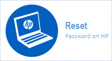 reset password on HP laptop without disk