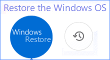 Restore Windows OS