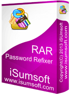 rar password refixer