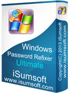 windows password refixer ultimate