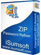 zip password refixer box