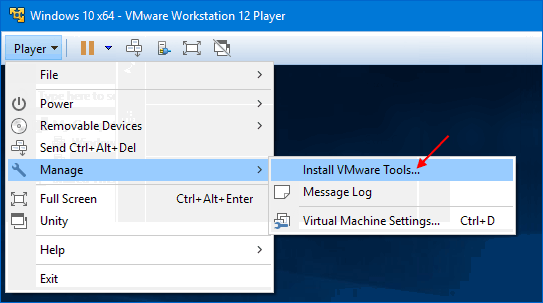 How to Enable Copy and Paste (Folders Sharing) in VMware