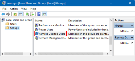 5 Ways to Add Remote Desktop Users in Windows PC