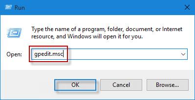 windows 10 gpedit windows update