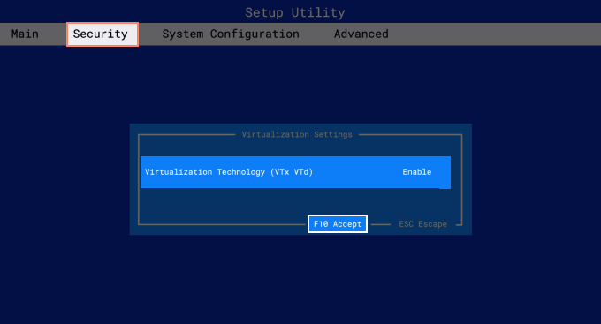Enable Vtx In Bios Windows 10 Asus How to Enable