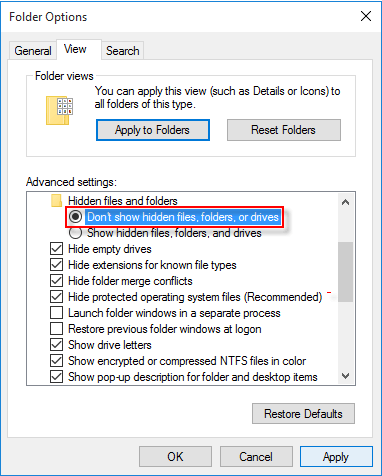 do-not-show-the-hidden-files-of-use-device