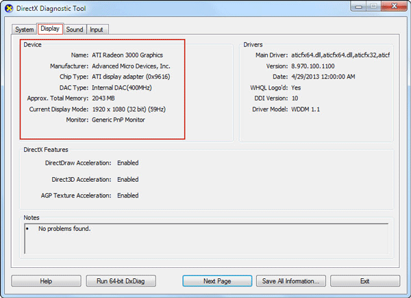4 Ways to Check Graphics Card Model and Details in Windows
