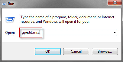 administrator cannot access gpedit.msc
