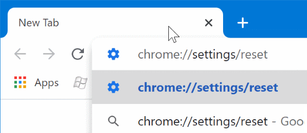 How to Reset Chrome/Firefox/Edge/IE without Saved Passwords Loss