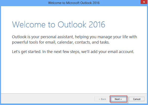 how to set up recurring emails in outlook 2016