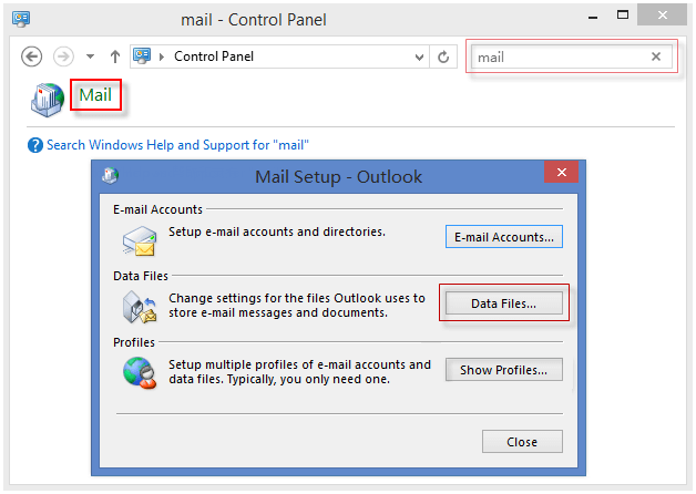 pdf file corrupt in email