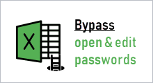 bypass password on excel workbook 2016
