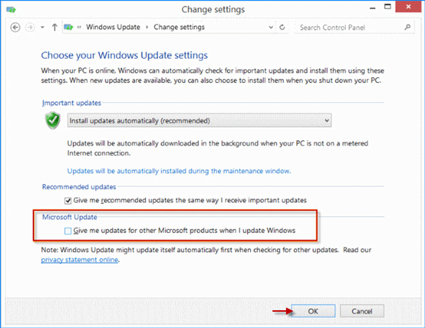 Ways to disable stop automatic updates in office
