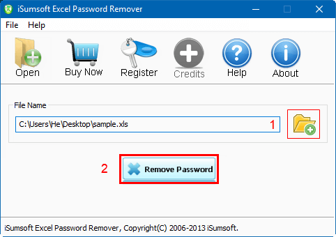 How to Open Encrypted Excel ( xls/ xlsx) Files without Password