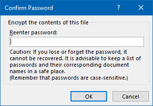 3 ways to password protect a workbooksheet in excel 2016 2007 reenter password ibookread