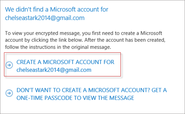 how to open outlook email in gmail