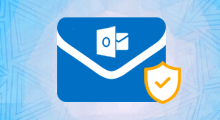 keep outlook email file more secure