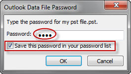 Save this password in list