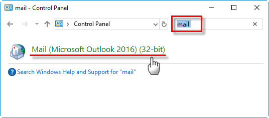 How to View/Reveal Email Account Password in Outlook 2016 APP