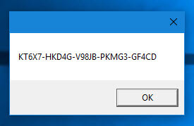 How to Find Lost Windows Product Key without Software