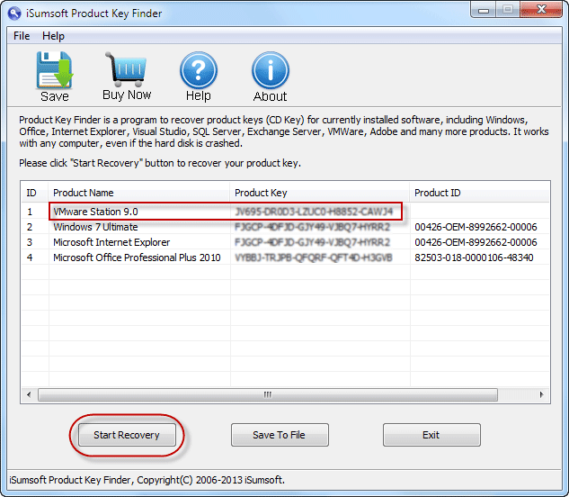 how to delete windows 7 product key from registry