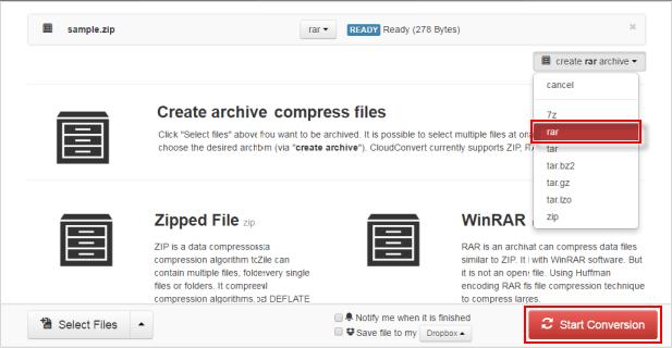 2 Ways to Convert ZIP to RAR File on Windows 10