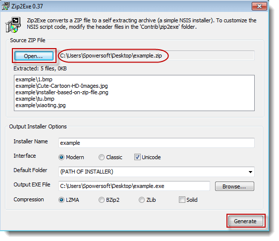 How to open password protected rar file in windows 7 for Window zip file