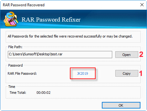 How to Unlock Encrypted RAR Files without Password