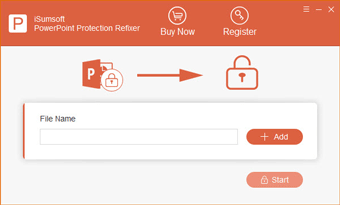 powerpoint protection refixer screenshot