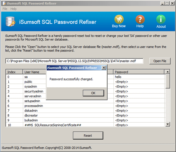 how to find database changes in sql server