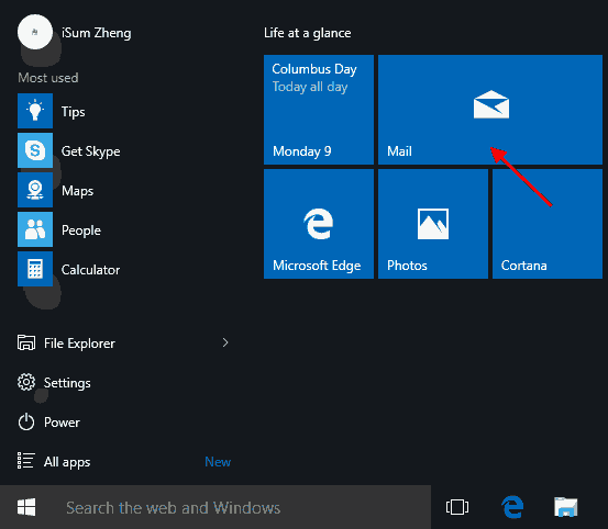 How to Set up and Use Windows 10 Email on Surface