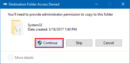 2 Ways to Remove Blue Arrows Icon on File and Folder in