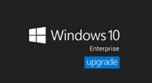 Upgrade to Windows 10 enterprise