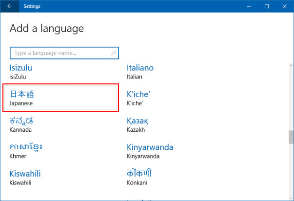 2 Ways to Add or Remove an Input Language on Windows 10