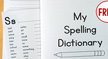 add words in spelling dictionary