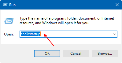 auto start programs in windows 10