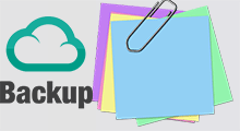 backup and restore sticky notes