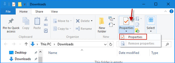 2 Ways to Change Default Download Location of Microsoft Edge